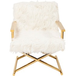 Kare Design Fauteuil Mr. Fluffy 87 x 68 x 70