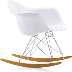 Vitra - Eames Plastic Armchair RAR, weiß
