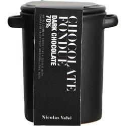 Nicolas Vahe - Chocolade fondue - 180gr Dark Chocolate 70%