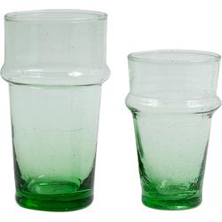Traditioneel glas M-XL