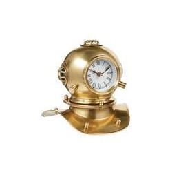 Linea Submarine Helmet Clock
