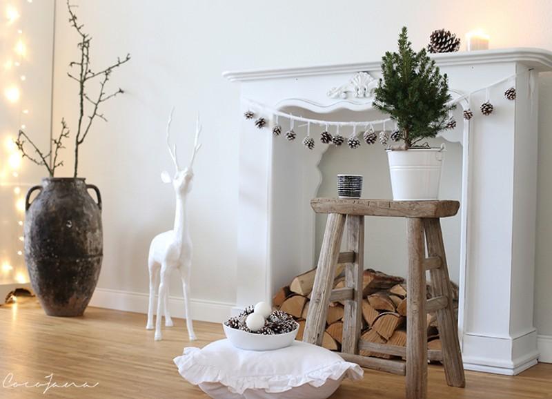 Skandinavisch dekorieren  Inspiration: Skandinavische Dekoration für den Winter - Alles was du ...