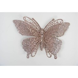 Butterfly Pink 15cm