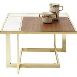 Kare Design - Salontafel Sacramento - Vierkant - 60 X 60 Cm