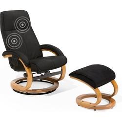 Fauteuil Racer 24designs Relax Gameamp; Zwart Indiana mN0Owv8n