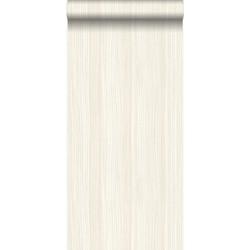 Origin behang strepen gebroken wit