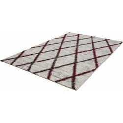 Teppich, Lalee, »Tunis 204«, Höhe: 5 mm, gewebt