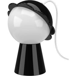 Qeeboo Daisy Lamp Black