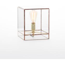 Geometrische lamp Lou van Hart & Ruyt - Koper - 15cm
