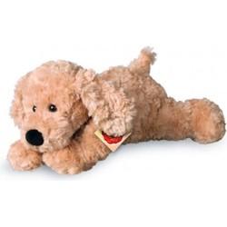 Knuffel Hond Beige - Hermann Teddy