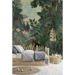 Zelfklevend behang Jungle 250x250