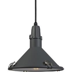 Pendant Lamp Vida Grey IP44