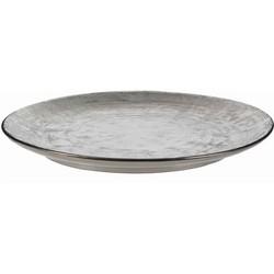 Casa Vivante bord ivan  maat in cm: 38.5 zilver