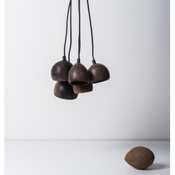 Hanging lamp coco - 5 pcs