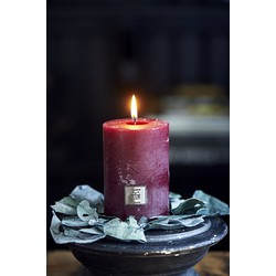 Rivièra Maison Rustic Candle Cranberry 7x10 cm