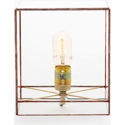Geometrische lamp Lou van Hart & Ruyt - Koper - 20cm
