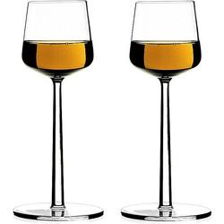Iittala Essence Sherryglas 150 ml Set van 2 - Helder