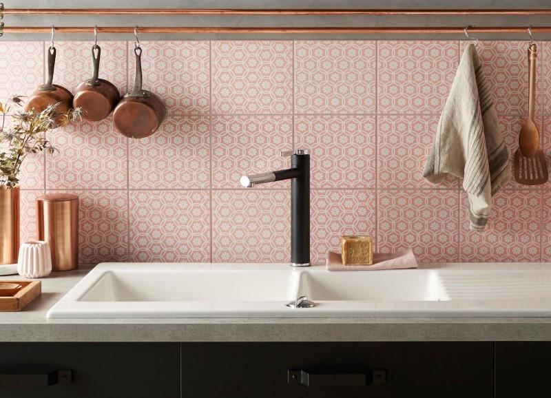 Bunte Fliesen für eure Küche oder das Bad