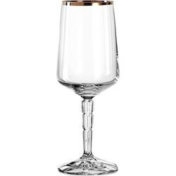 Leonardo Spiritii Witte Wijnglas Gouden Rand - 150 ml