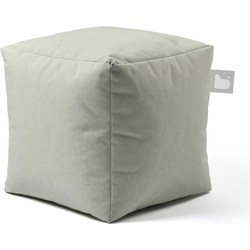 Extreme Lounging poef b-box Outdoor Pastel Groen