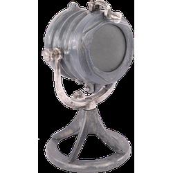 Tafellamp Piombino lood + ruw nickel