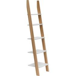 ASHME ladder klein wit