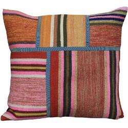 Kussen Multi colour patchwork