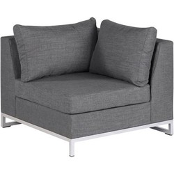 Exotan Ibiza lounge, Hoek element - mixed grey