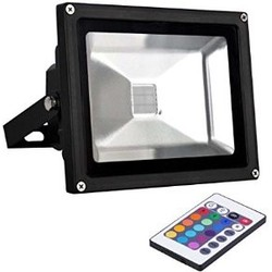 Groenovatie LED Breedstraler 50W Waterdicht IP65 RGB