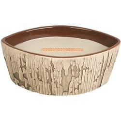 WoodWick Heartwick Flame Ellipse Fireside Ceramic Fireplace