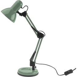 Leitmotiv Hobby Bureaulamp 55 cm - Jungle Green