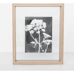 Photo frame floating - Medium natural