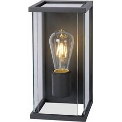 Buitenlamp Huizen Zwart 1 Lichts IP54 Senor