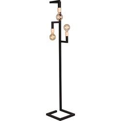 LABEL51 - Vloerlamp Loco - Zwart