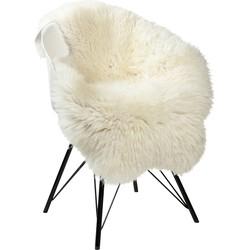 Dyreskinn schapenvacht Wit 90-110cm