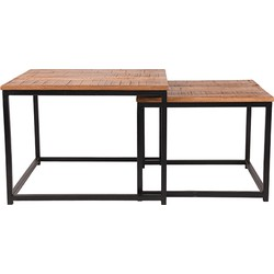 LABEL51 - Salontafel Set Couple - 60 cm | 50 cm