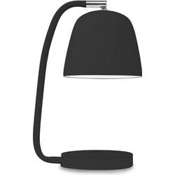 Newport - Tafellamp - Zwart