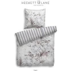 Heckett & Lane Pure Cotton Dekbedovertrek Figaro 135x200cm