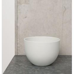Bowl Urban Clay (Ø15) - Cement