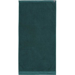 Essenza Badlaken Connect Organic Uni Groen 70x140cm