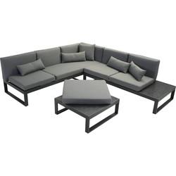 SenS-Line Cairns loungeset - zwart