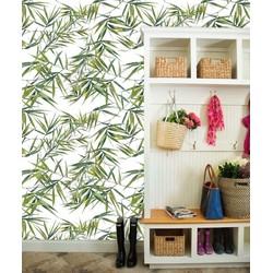 Zelfklevend behang Dunblad groen  122x122 cm