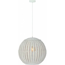 Hanglamp Tovano Wit 50cm