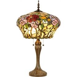 Clayre & Eef Tafellamp Tiffany compleet 72 x Ø 40 cm