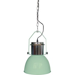 Lamp industrial - groen