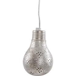 Hanglamp Little Pear - Oosters - Fan - Zilver - Zenza