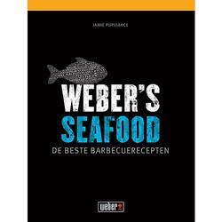 Weber Kookboek - Weber's Seafood