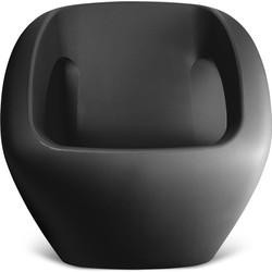 Lonc - Seaser Lounge Chair - Black