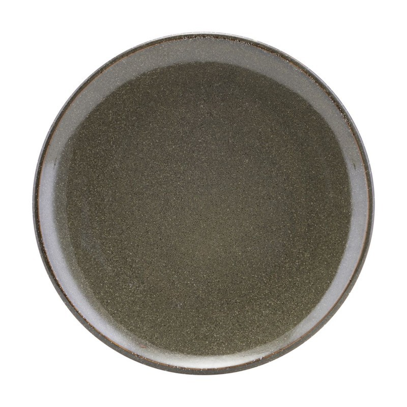 House Doctor - Dinerbord Lake Green - 27cm -