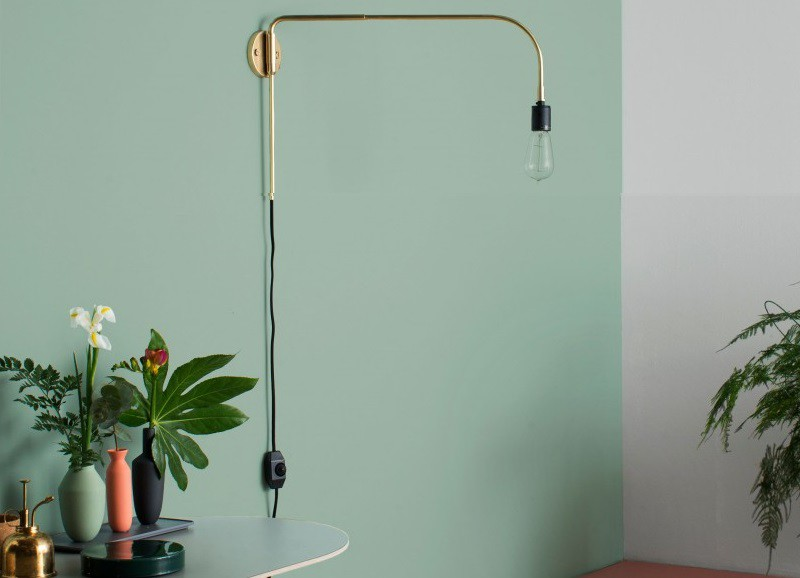 12x het bewijs dat groen met goud prachtig is in huis